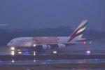 Mochi7D2さんが、成田国際空港で撮影したエミレーツ航空 A380-861の航空フォト(飛行機 写真・画像)