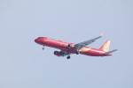 hiro-1901さんが、新千歳空港で撮影した吉祥航空 A321-211の航空フォト(飛行機 写真・画像)