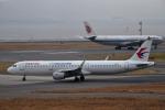 we love kixさんが、関西国際空港で撮影した中国東方航空 A321-211の航空フォト(飛行機 写真・画像)