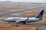we love kixさんが、関西国際空港で撮影したユナイテッド航空 737-724の航空フォト(飛行機 写真・画像)