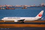 かっちゃん✈︎さんが、羽田空港で撮影した日本航空 767-346/ERの航空フォト(飛行機 写真・画像)