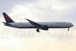 kan787allさんが、成田国際空港で撮影したデルタ航空 767-432/ERの航空フォト(飛行機 写真・画像)