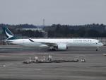 FT51ANさんが、成田国際空港で撮影したキャセイパシフィック航空 A350-1041の航空フォト(飛行機 写真・画像)