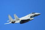 K.Tさんが、茨城空港で撮影した航空自衛隊 F-15J Eagleの航空フォト(飛行機 写真・画像)