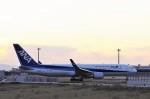 mild lifeさんが、関西国際空港で撮影した全日空 767-381/ERの航空フォト(飛行機 写真・画像)