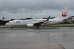 つっさんさんが、那覇空港で撮影した日本トランスオーシャン航空 737-8Q3の航空フォト(飛行機 写真・画像)