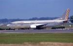kumagorouさんが、仙台空港で撮影したアシアナ航空 737-48Eの航空フォト(飛行機 写真・画像)