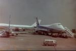 ヒロリンさんが、羽田空港で撮影した全日空 747SRの航空フォト(飛行機 写真・画像)