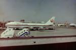 ヒロリンさんが、羽田空港で撮影した日本航空 747-146B/SRの航空フォト(飛行機 写真・画像)