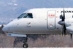 こうきさんが、函館空港で撮影した北海道エアシステム 340B/Plusの航空フォト(飛行機 写真・画像)