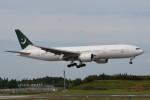 kuro2059さんが、成田国際空港で撮影したパキスタン国際航空 777-2Q8/ERの航空フォト(飛行機 写真・画像)
