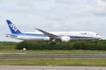 kuro2059さんが、成田国際空港で撮影した全日空 787-9の航空フォト(飛行機 写真・画像)