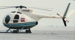 kojuさんが、羽田空港で撮影した(サンケイ) Hughes 369HSの航空フォト(飛行機 写真・画像)