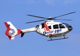 LOTUSさんが、八尾空港で撮影したジャネット EC135P2+の航空フォト(飛行機 写真・画像)
