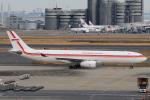 kuraykiさんが、羽田空港で撮影したガルーダ・インドネシア航空 A330-343Xの航空フォト(飛行機 写真・画像)