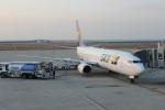 uhfxさんが、神戸空港で撮影したスカイマーク 737-8HXの航空フォト(飛行機 写真・画像)