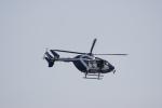 神宮寺ももさんが、徳島空港で撮影した徳島県消防防災航空隊 BK117C-2の航空フォト(飛行機 写真・画像)