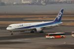 uhfxさんが、羽田空港で撮影した全日空 767-381/ERの航空フォト(飛行機 写真・画像)