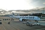 TADY BEARさんが、ヘルシンキ空港で撮影したフィンエアー A350-941XWBの航空フォト(飛行機 写真・画像)