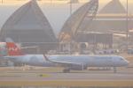 臨時特急7032Mさんが、スワンナプーム国際空港で撮影したノードウィンド航空 A321-231の航空フォト(飛行機 写真・画像)