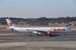 turenoアカクロさんが、成田国際空港で撮影したタイ・ライオン・エア A330-941の航空フォト(飛行機 写真・画像)