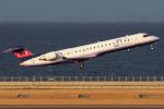 きんめいさんが、中部国際空港で撮影したアイベックスエアラインズ CL-600-2C10 Regional Jet CRJ-702ERの航空フォト(飛行機 写真・画像)