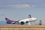 eipansさんが、羽田空港で撮影したタイ国際航空 747-4D7の航空フォト(飛行機 写真・画像)