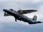 名無しの権兵衛さんが、調布飛行場で撮影した新中央航空 228-212の航空フォト(飛行機 写真・画像)