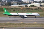 OMAさんが、台湾桃園国際空港で撮影した立栄航空 A321-211の航空フォト(飛行機 写真・画像)