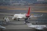 kwnbさんが、名古屋飛行場で撮影した三菱航空機 MRJ90STDの航空フォト(飛行機 写真・画像)