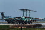 カヤノユウイチさんが、米子空港で撮影した航空自衛隊 C-1の航空フォト(飛行機 写真・画像)