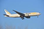 SKY☆101さんが、成田国際空港で撮影したエアロ・ロジック 777-F6Nの航空フォト(飛行機 写真・画像)