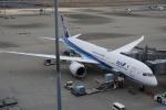 トレインさんが、羽田空港で撮影した全日空 787-9の航空フォト(飛行機 写真・画像)