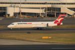 Koenig117さんが、シドニー国際空港で撮影したカンタスリンク 717-2BLの航空フォト(飛行機 写真・画像)