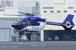あきらっすさんが、東京ヘリポートで撮影したディーエイチシー EC145T2の航空フォト(飛行機 写真・画像)