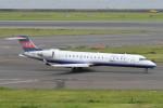 kuro2059さんが、中部国際空港で撮影したアイベックスエアラインズ CL-600-2C10 Regional Jet CRJ-702の航空フォト(飛行機 写真・画像)