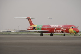 デルさんが、羽田空港で撮影したダニッシュ・エア・トランスポート MD-83 (DC-9-83)の航空フォト(飛行機 写真・画像)