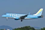 Scotchさんが、名古屋飛行場で撮影したフジドリームエアラインズ ERJ-170-100 (ERJ-170STD)の航空フォト(飛行機 写真・画像)