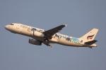 sky-spotterさんが、スワンナプーム国際空港で撮影したバンコクエアウェイズ A320-232の航空フォト(飛行機 写真・画像)
