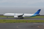 kuro2059さんが、中部国際空港で撮影したガルーダ・インドネシア航空 A330-343Xの航空フォト(飛行機 写真・画像)