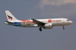 TIA spotterさんが、プーケット国際空港で撮影したバンコクエアウェイズ A320-232の航空フォト(飛行機 写真・画像)