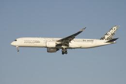 デルさんが、羽田空港で撮影したエアバス A350-941の航空フォト(飛行機 写真・画像)