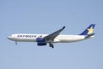 エアさんが、羽田空港で撮影したスカイマーク A330-343Xの航空フォト(飛行機 写真・画像)