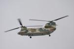 エアさんが、那覇空港で撮影した航空自衛隊 CH-47J/LRの航空フォト(飛行機 写真・画像)