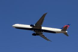 アオアシシギさんが、成田国際空港で撮影したデルタ航空 767-432/ERの航空フォト(飛行機 写真・画像)
