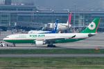 Scotchさんが、羽田空港で撮影したエバー航空 A330-203の航空フォト(飛行機 写真・画像)