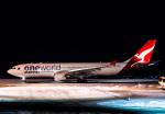 Cygnus00さんが、新千歳空港で撮影したカンタス航空 A330-202の航空フォト(飛行機 写真・画像)