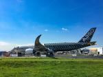 gomaさんが、ベルリン・シェーネフェルト空港で撮影したエアバス A350-941XWBの航空フォト(飛行機 写真・画像)
