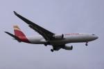 Mr.boneさんが、成田国際空港で撮影したイベリア航空 A330-202の航空フォト(飛行機 写真・画像)