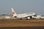 神宮寺ももさんが、徳島空港で撮影した日本航空 767-346/ERの航空フォト(飛行機 写真・画像)